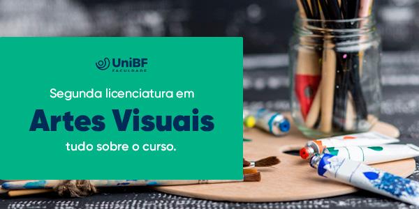 Segunda licenciatura em artes visuais: tudo sobre o curso