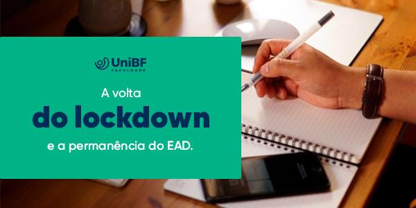 """Estudar online em 2021: a """"volta do lockdown"""" e a permanência do EAD"""