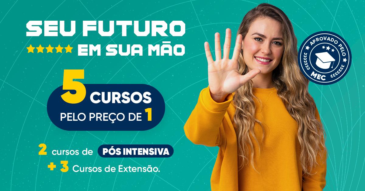 Seu futuro está na sua mão
