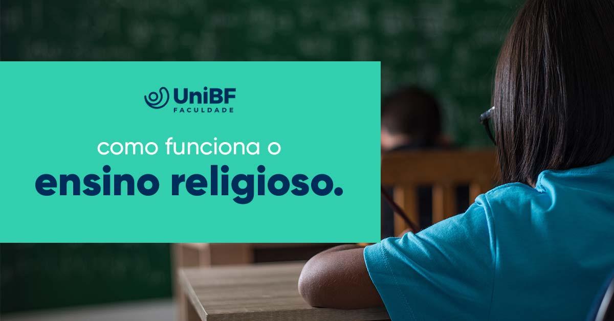 Como funciona o estudo de ensino religioso nas escolas