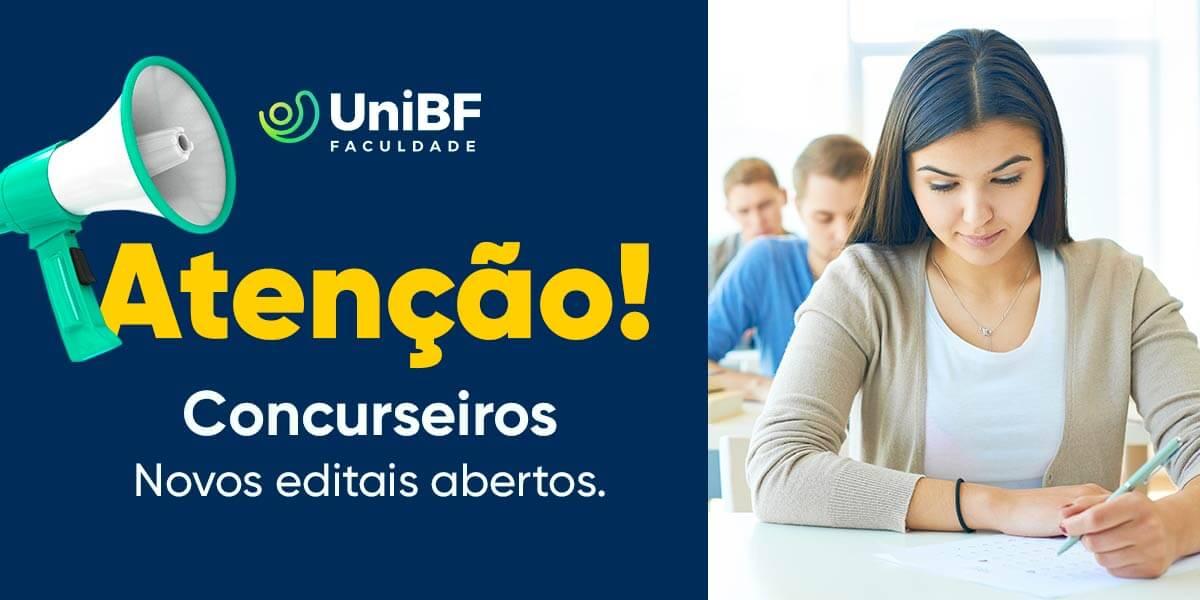 Concurso público: novas vagas pelo Brasil